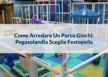 arredare parco giochi pegasolandia sceglie festopolis