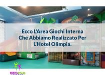 area giochi bambini hotel olimpia