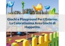 playground per esterni playground per interno area giochi happetito