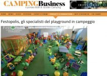 playground per campeggio camping business