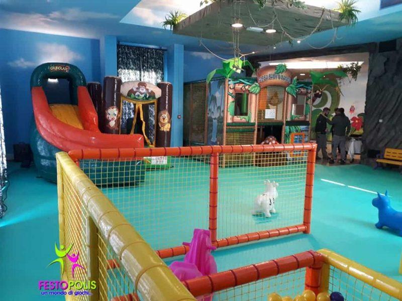 Arredare Area Giochi Hotel Olimpia 3