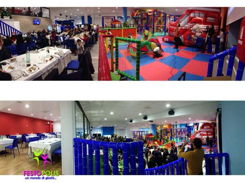 Playground Strutture Area Giochi Interno Festopoli 1