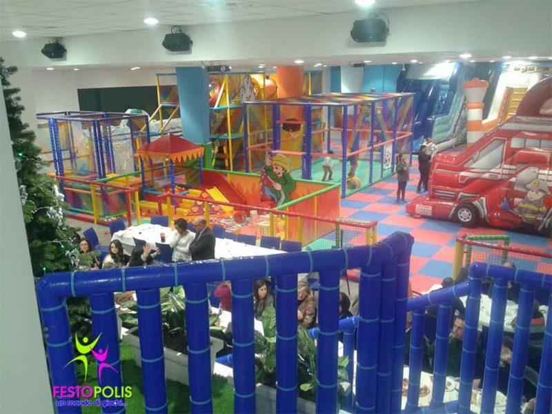 Playground Strutture Area Giochi Interno Festopoli 3