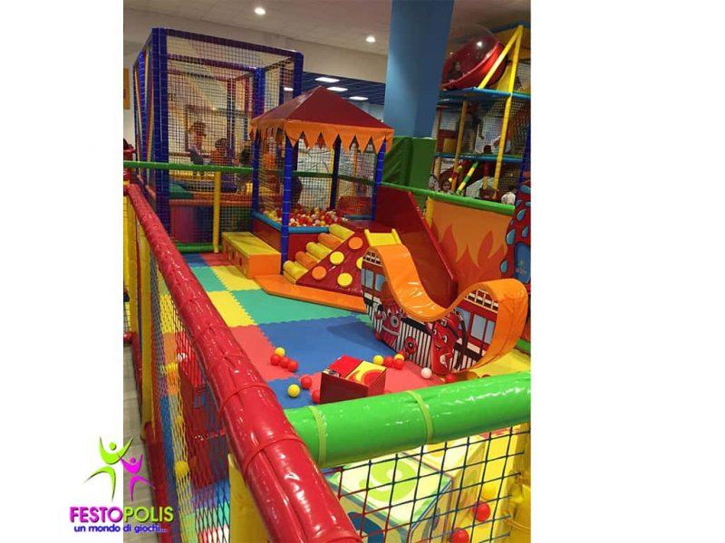 Playground Strutture Area Giochi Interno Festopoli 4