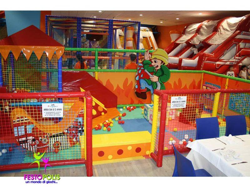 Playground Strutture Area Giochi Interno Festopoli 5