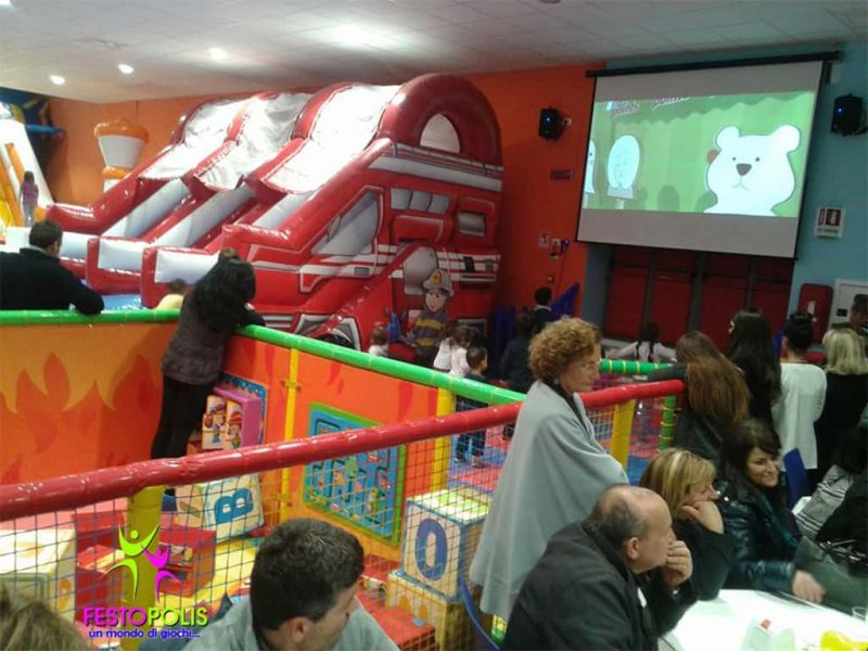 Playground Strutture Area Giochi Interno Festopoli 6