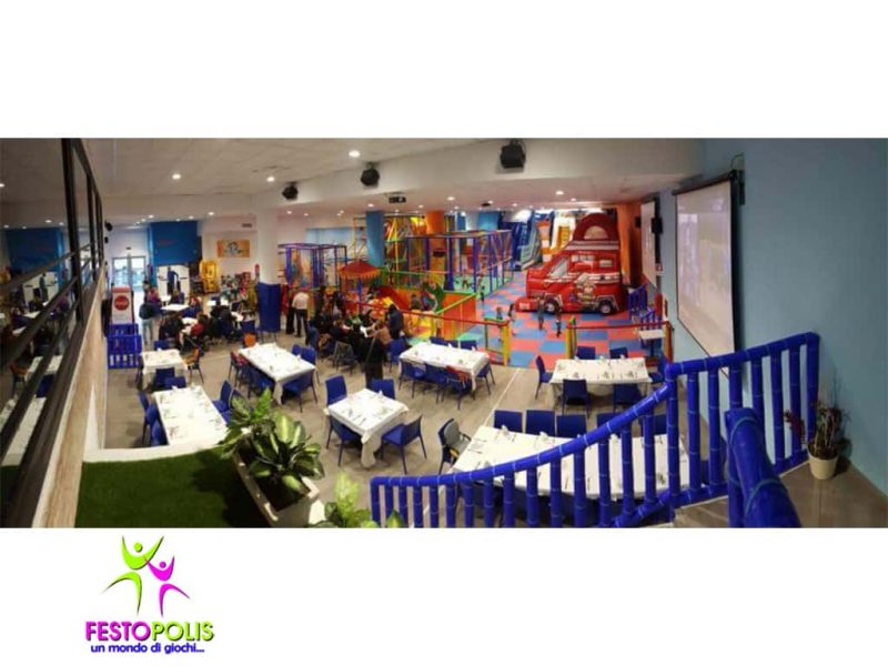 Playground Strutture Area Giochi Interno Festopoli 7