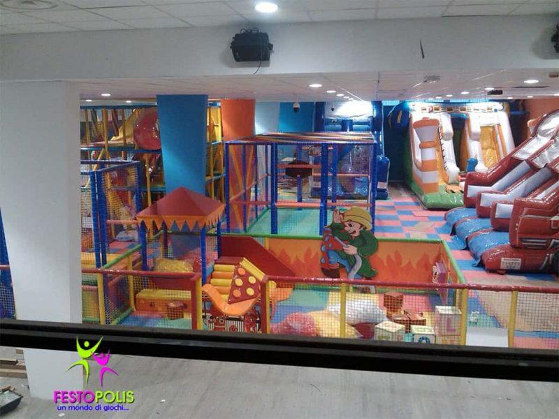 Playground Strutture Area Giochi Interno Festopoli 8