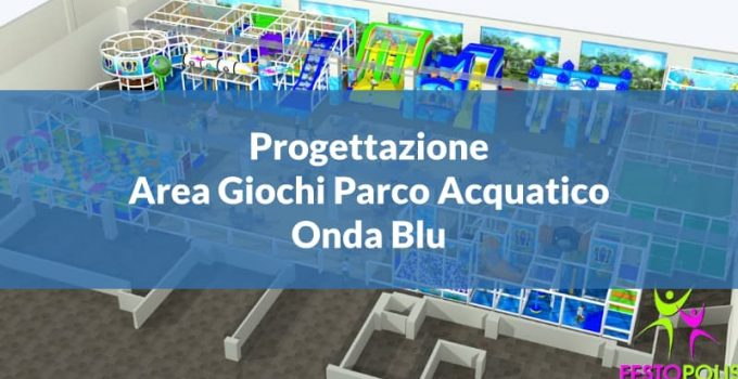 featured progettazione area giochi parco acquatico onda blu