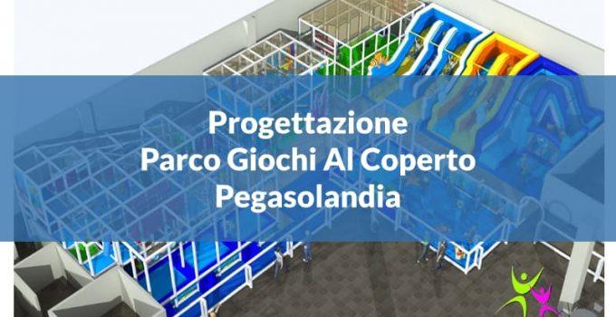 featured progettazione parco giochi al coperto pegasolandia