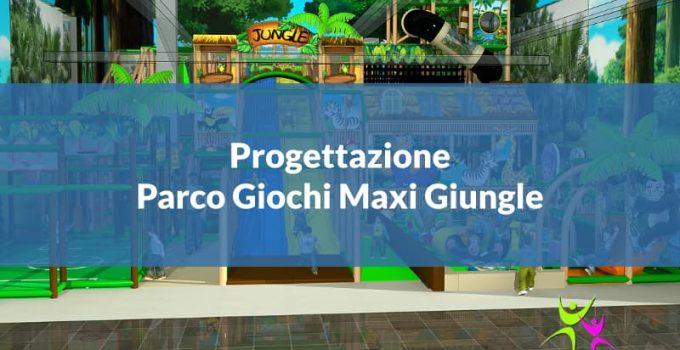 featured progettazione parco giochi maxi jungle