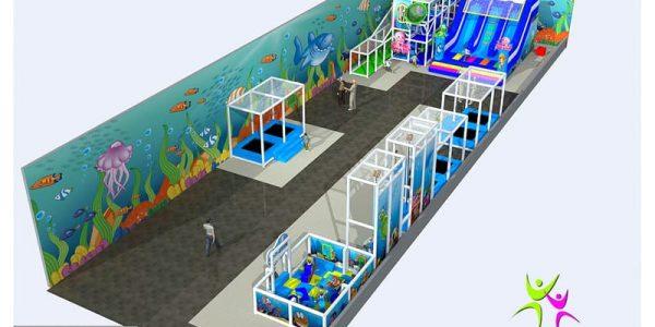 progettazione parco giochi al chiuso carrara 05
