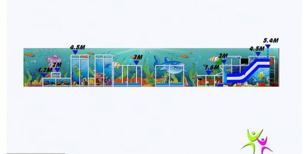 progettazione parco giochi al chiuso carrara 10