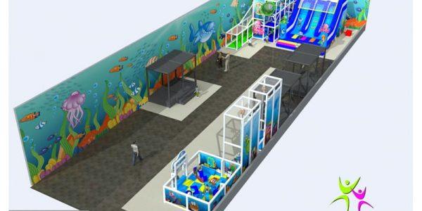 progettazione parco giochi al chiuso carrara 11
