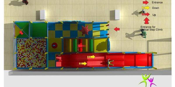 progettazione parco giochi al coperto cosenza festopoli 09