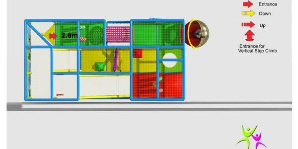 progettazione parco giochi al coperto cosenza festopoli 11