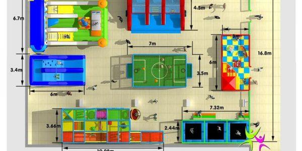 progettazione parco giochi al coperto cosenza festopoli 12