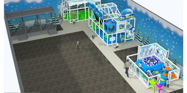 progettazione parco giochi al coperto era glaciale 03