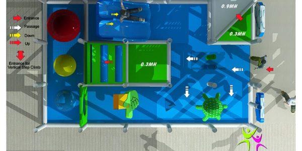 progettazione parco giochi al coperto era glaciale 05