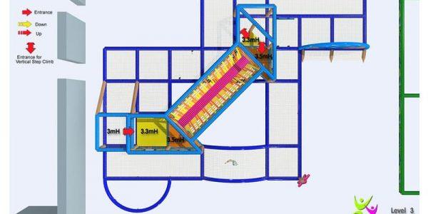 progettazione parco giochi al coperto gallicchio 04