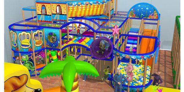progettazione parco giochi al coperto gallicchio 07