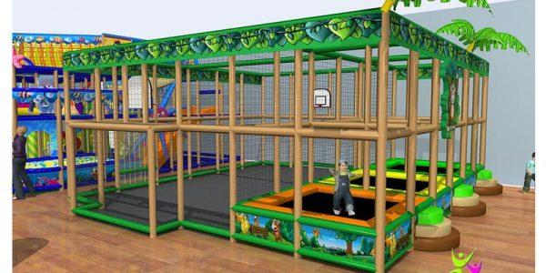 progettazione parco giochi al coperto gallicchio 08