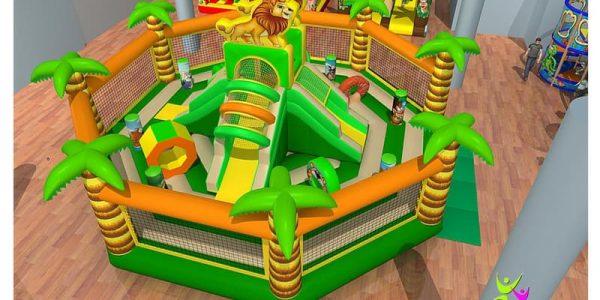 progettazione parco giochi al coperto gallicchio 11