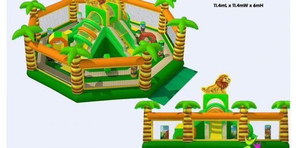 progettazione parco giochi al coperto gallicchio 12