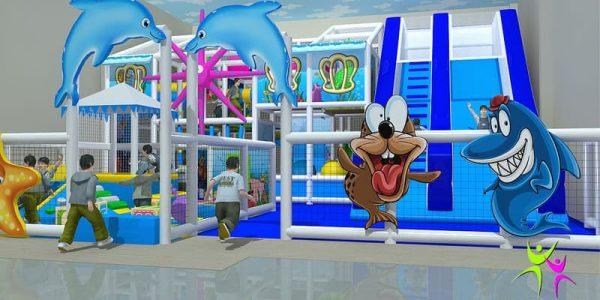 progettazione parco giochi andria martiland 01
