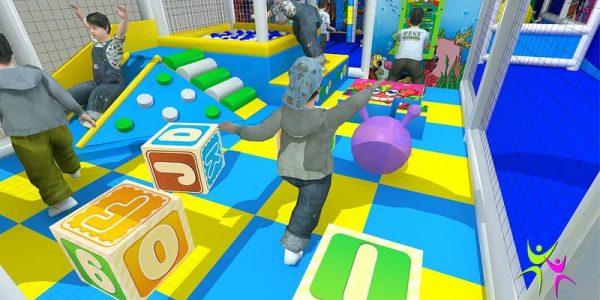 progettazione parco giochi andria martiland 02
