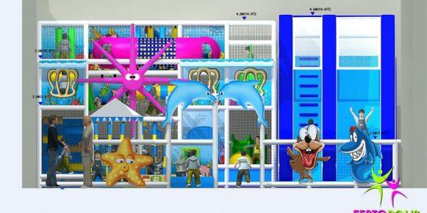 progettazione parco giochi andria martiland 08