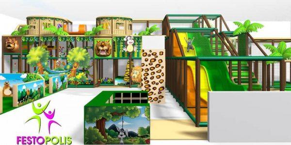 progettazione parco giochi interno zanzibar 02