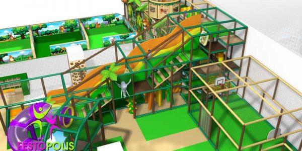 progettazione parco giochi interno zanzibar 03