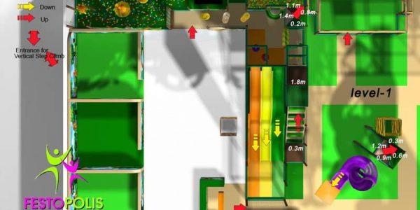 progettazione parco giochi interno zanzibar 04