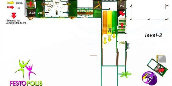 progettazione parco giochi interno zanzibar 05