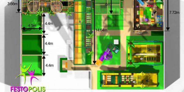 progettazione parco giochi interno zanzibar 07