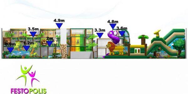progettazione parco giochi interno zanzibar 08