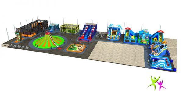 progettazione trampoline park san salvo 04