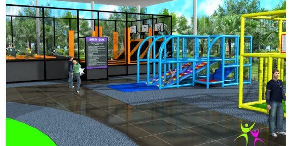 progettazione trampoline park san salvo 06