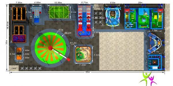 progettazione trampoline park san salvo 10